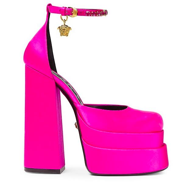 Versace, pumps
