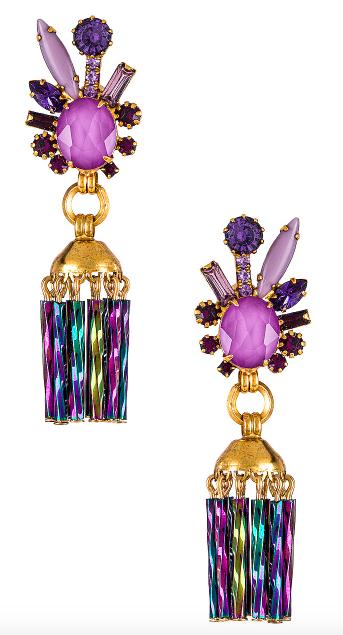 Elizabeth Cole, earrings