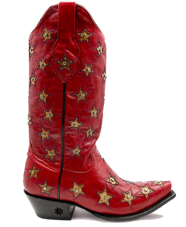 Black Star, boots