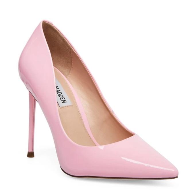 Steve Madden Vala Pink Patent