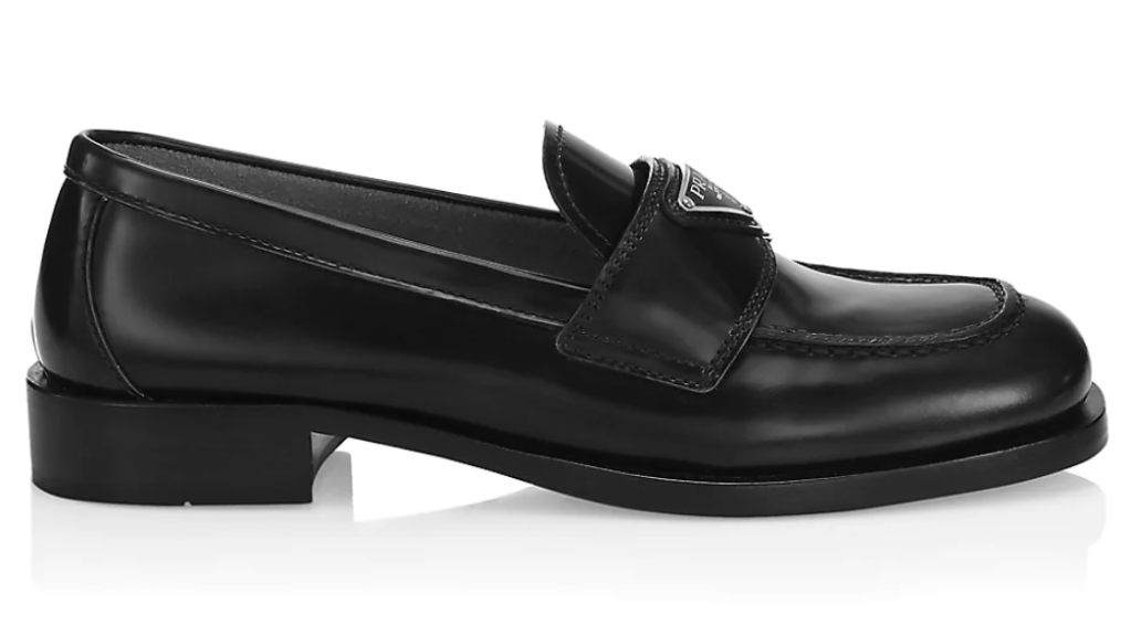 Prada, loafers