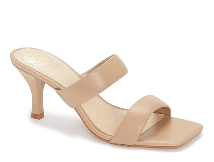 Vince Camuto Aslee Two Strap Mule