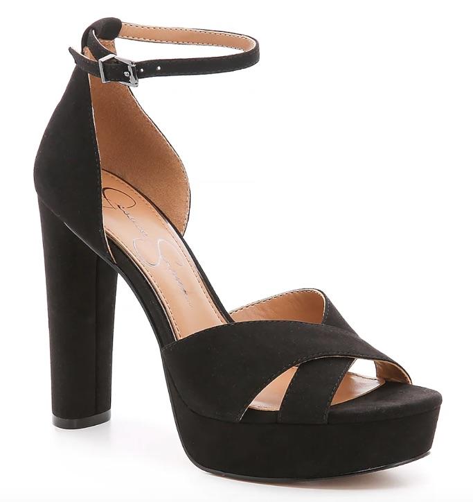 Jessica Simpson Irbella Platform Sandal