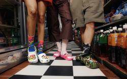 Crocs, Crocs Socks, socks