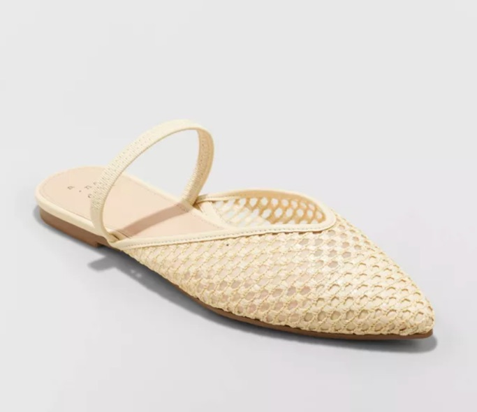 Women's Amabel Flats and Slip Ons