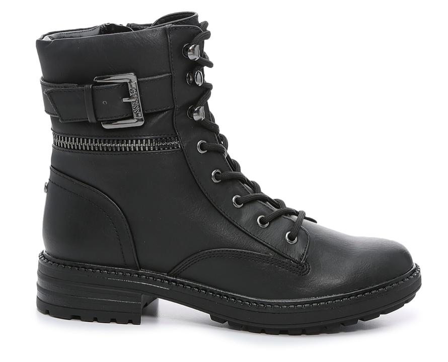 Guess, combat boots
