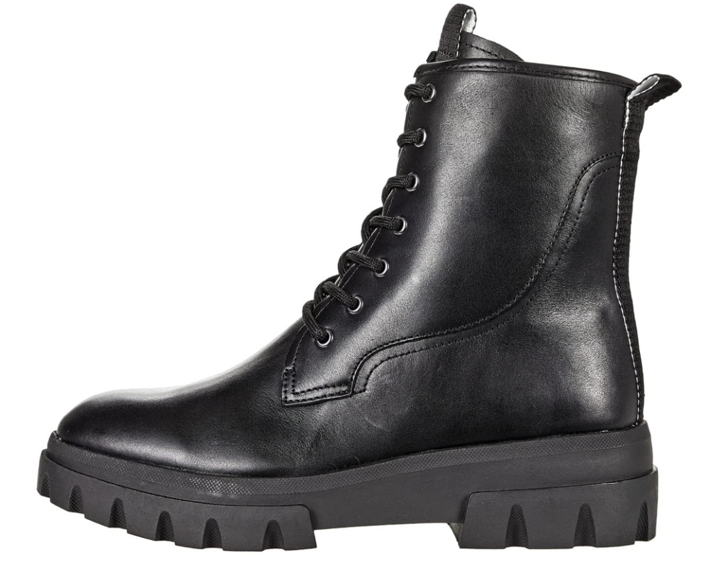 Franco Sarto, combat boots