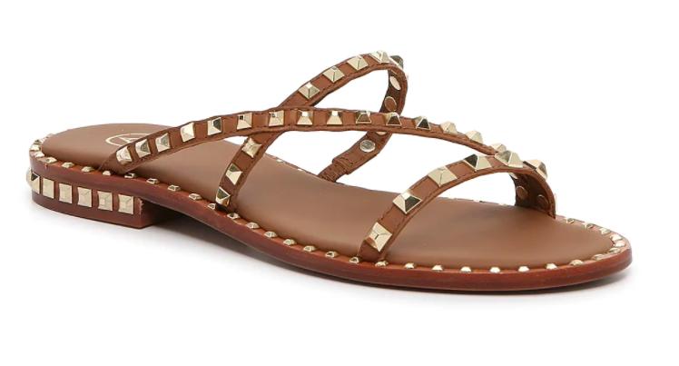 Ash, sandals