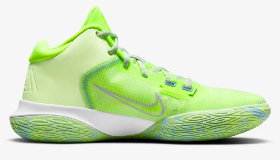 Nike, sneakers, neon yellow