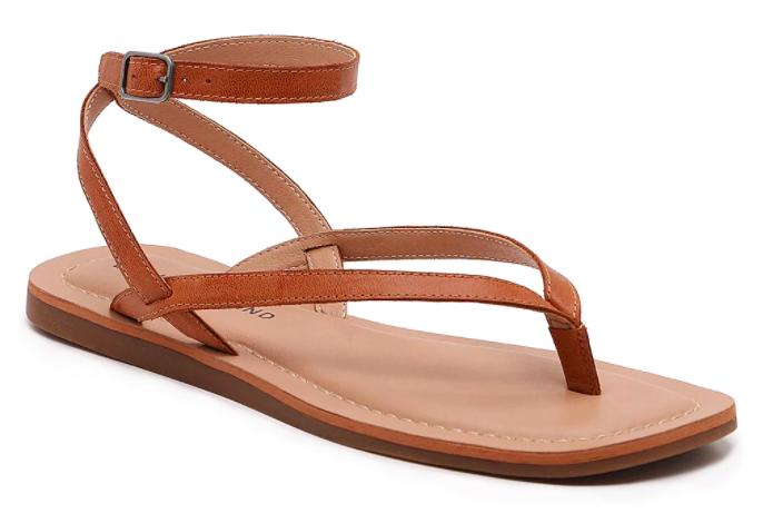 Lucky Brand, thong sandals