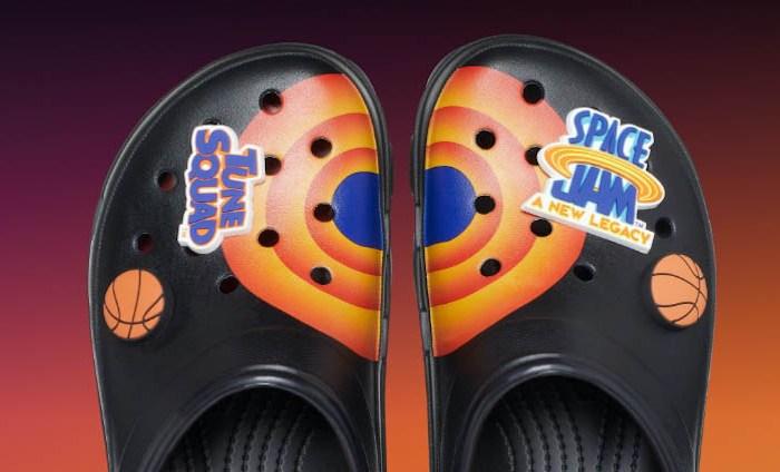 Space Jam x crocs