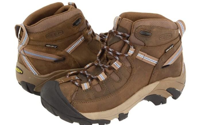 Keen Targhee II Mid Hiking Boot, women's hiking boots