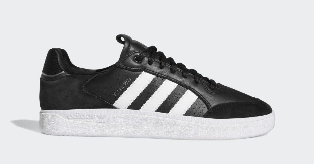 Adidas Tyshawn Low 'Core Black'