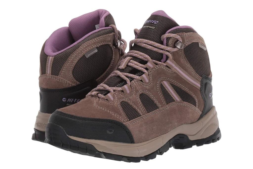 women's hiking boots, Hi-Tec Red Rock Mid Waterproof Boot