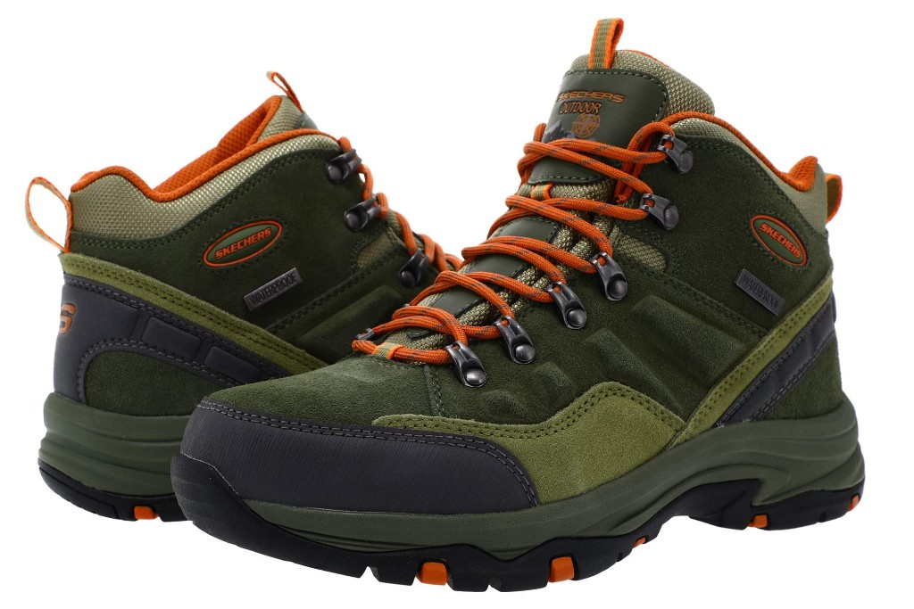 women's hiking boots, Skechers Trego Rocky Mountain Boot