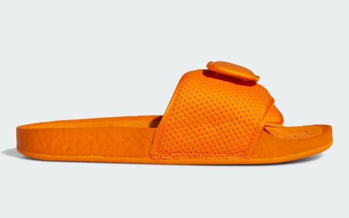 Adidas Pharrell Williams Chancletas Hu Slide, recovery slides for women