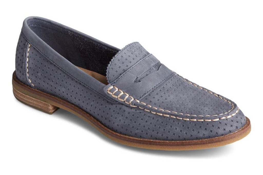 women's loafers, Sperry Seaport Penny Loafer