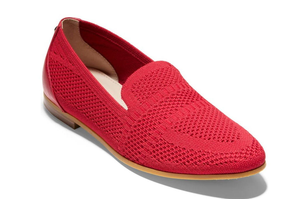 cole haan Modern Classics Knit Flat, women's loafers