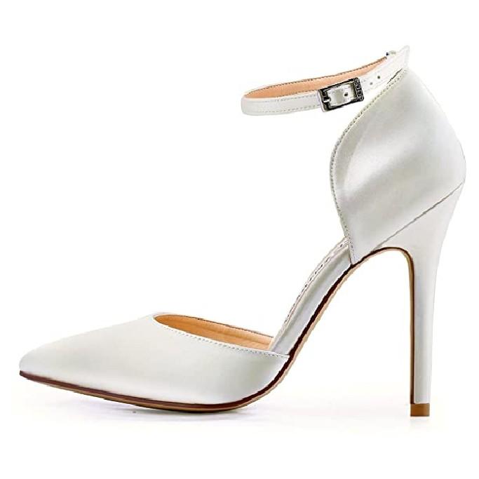 affordable wedding heels, Elegant Park Pointed Toe Heel