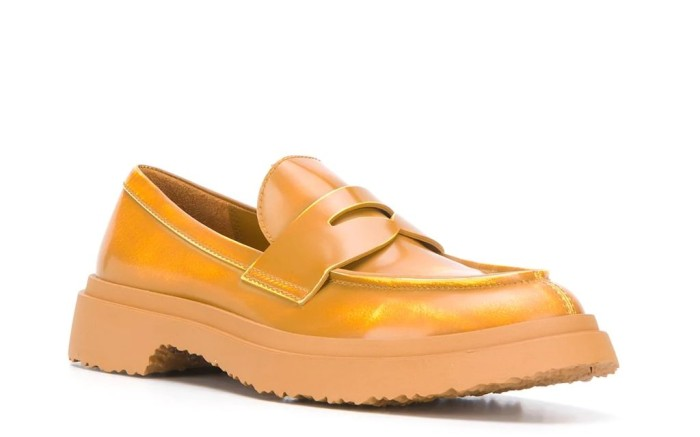 CamperLab Walden Leather Penny Loafer, loafers for women