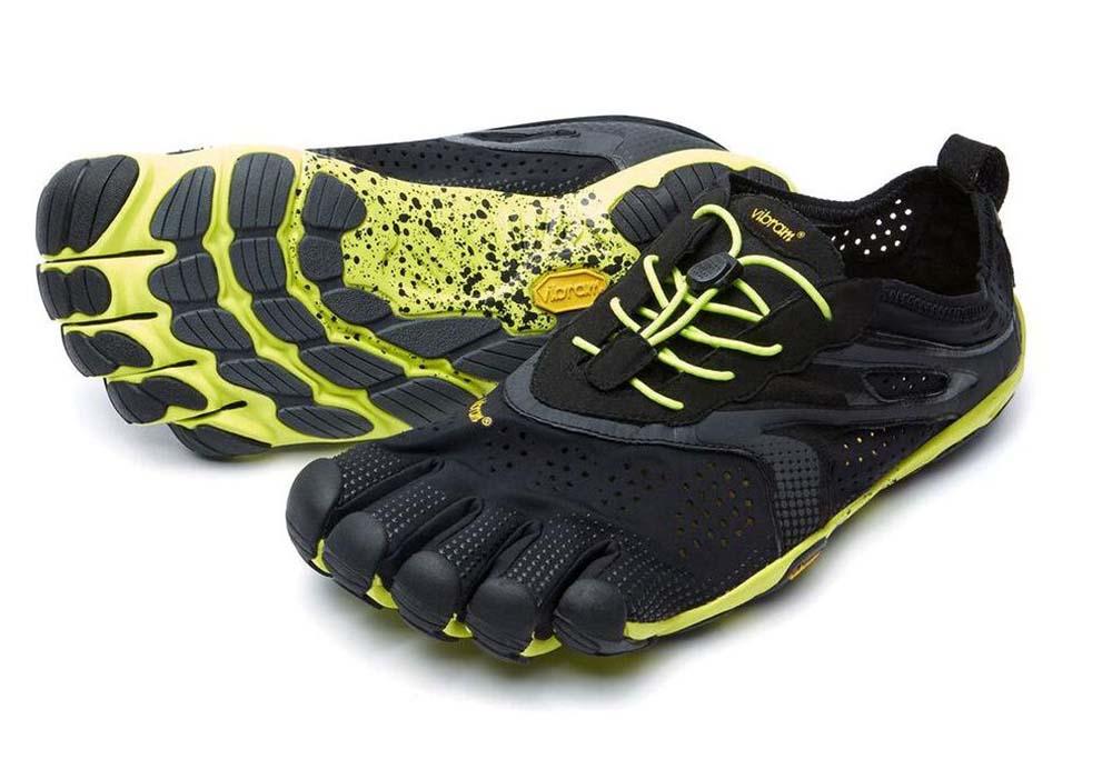 Vibram FiveFingers V-Run Trail Running Shoes Mens