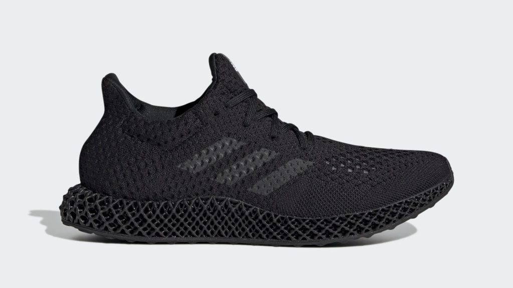 Adidas Futurecraft 4D 'Core Black'