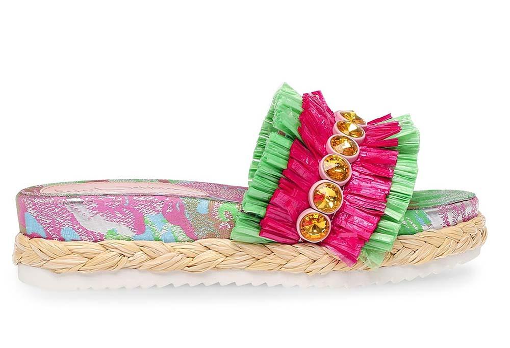 Betsey Johnson Tera Platform Sandals