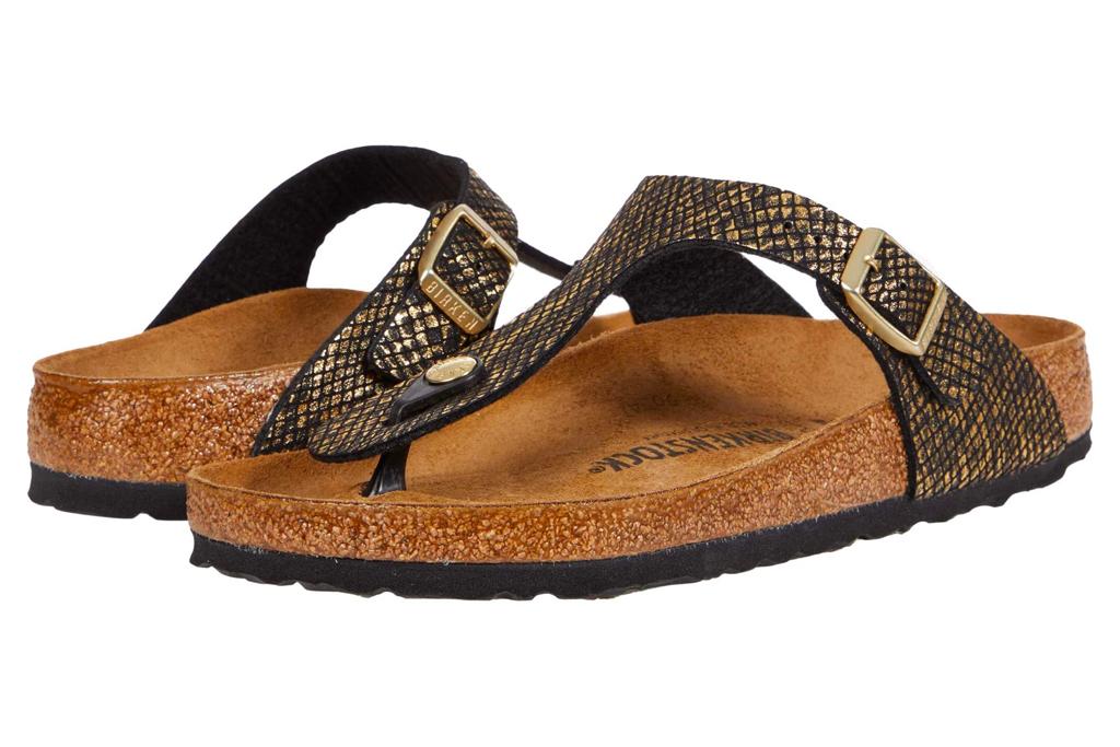 birkenstock, sandals, thong