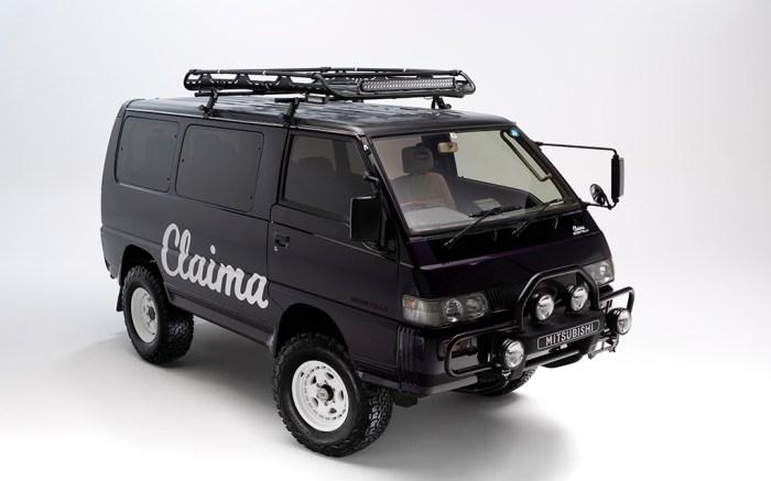 Claima Stories Van