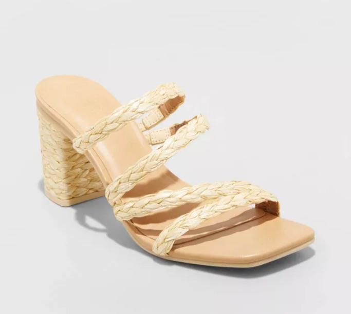 Claire heels, best Target heels