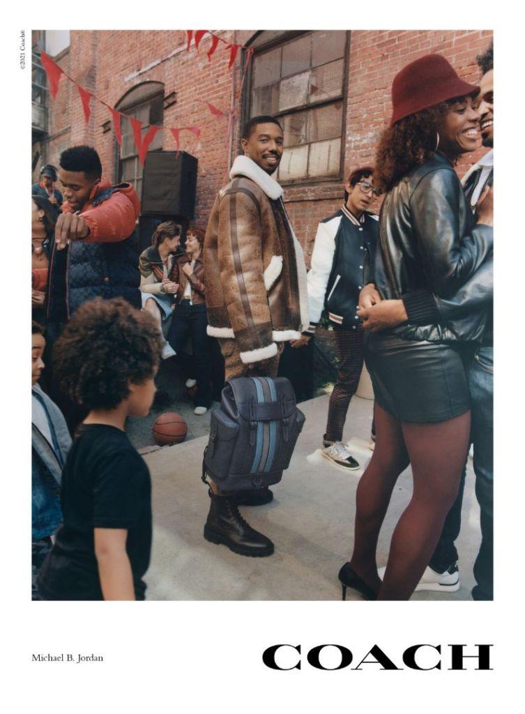 coach, jennifer lopez, sweater, dress, heels hat, purse, fall collection, fall 21, campaign