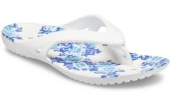 Crocs Kadee II Printed Floral Flip