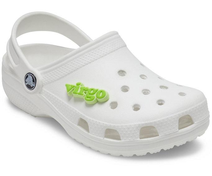 Crocs Virgo Jibbitz charm