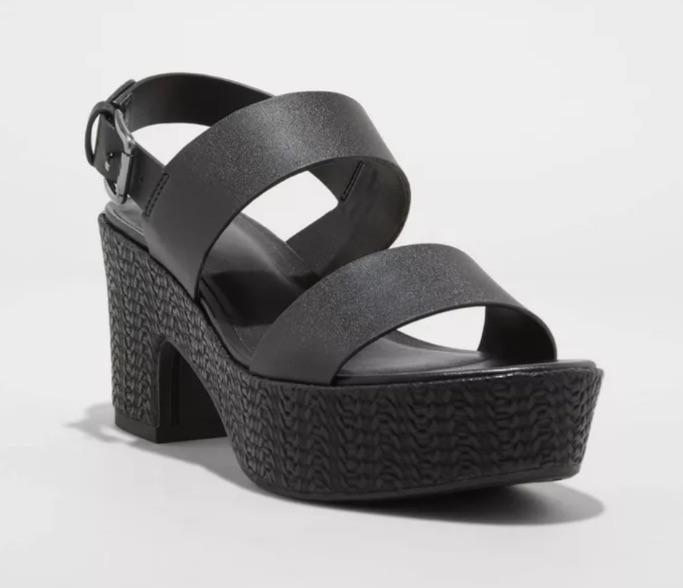 Demi Platform heels, best Target heels