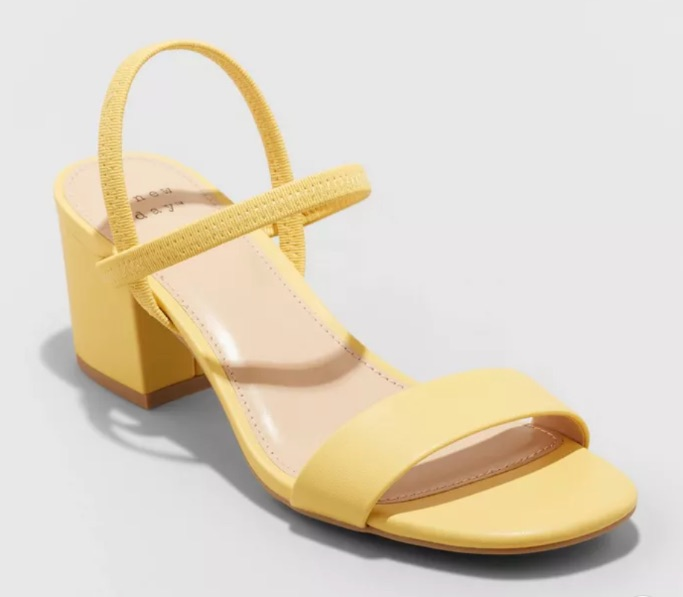 Eloise heels, best Target heels