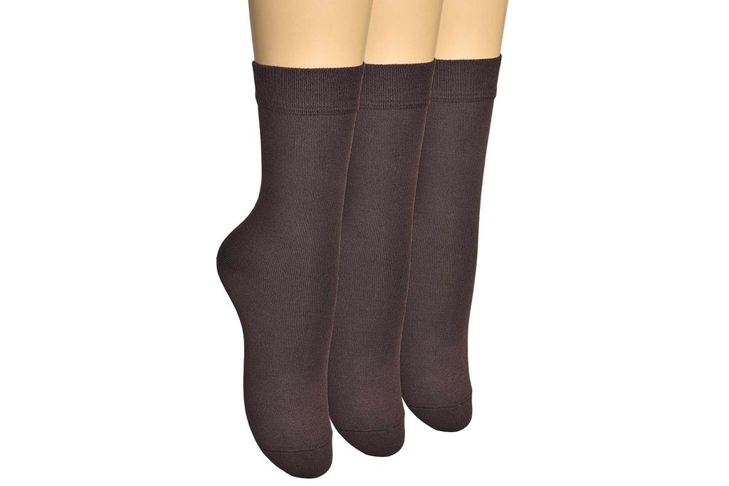 black socks, crew, amazon