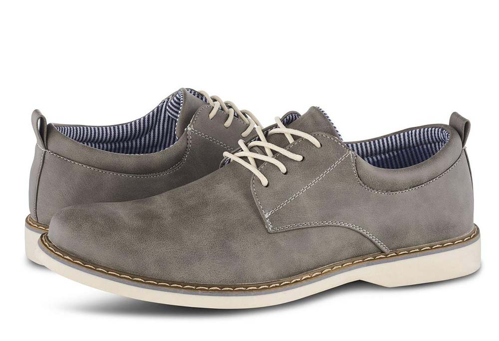 Members Only Plain Toe Oxford Shoes