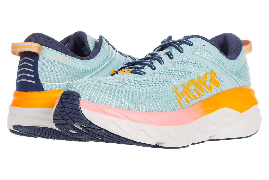 Hoka One One Bondi 7, women's walking shoes