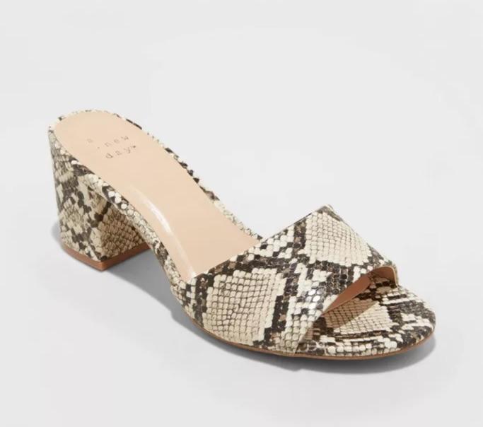 Jana Sandals, best Target heels