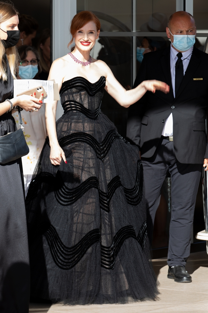 jessica chastain, cannes film festival 2021