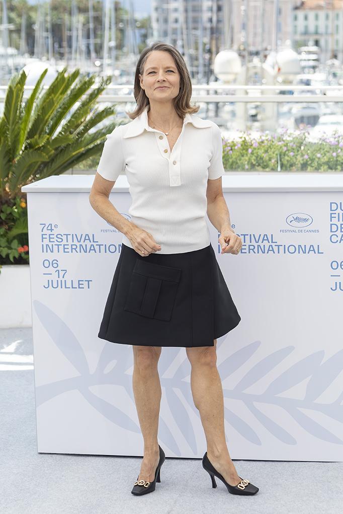 Jodie Foster, Cannes Film Festival