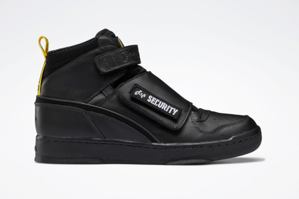 reebok, jurassic, stomber shoes