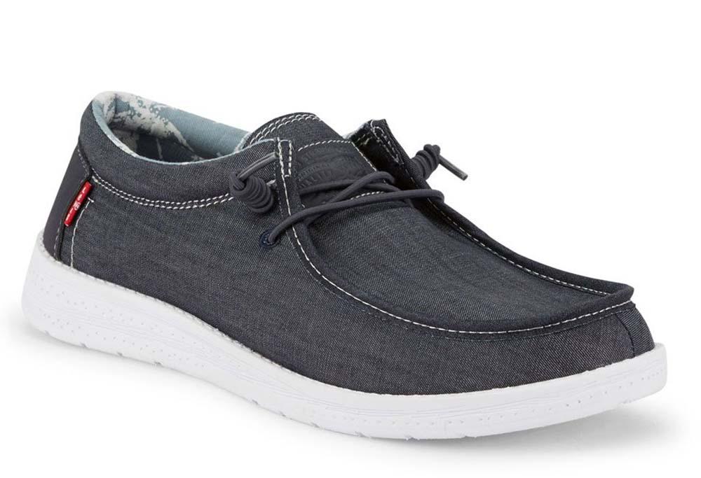 Levi's Nick Tropics Casual Slip-on Shoes