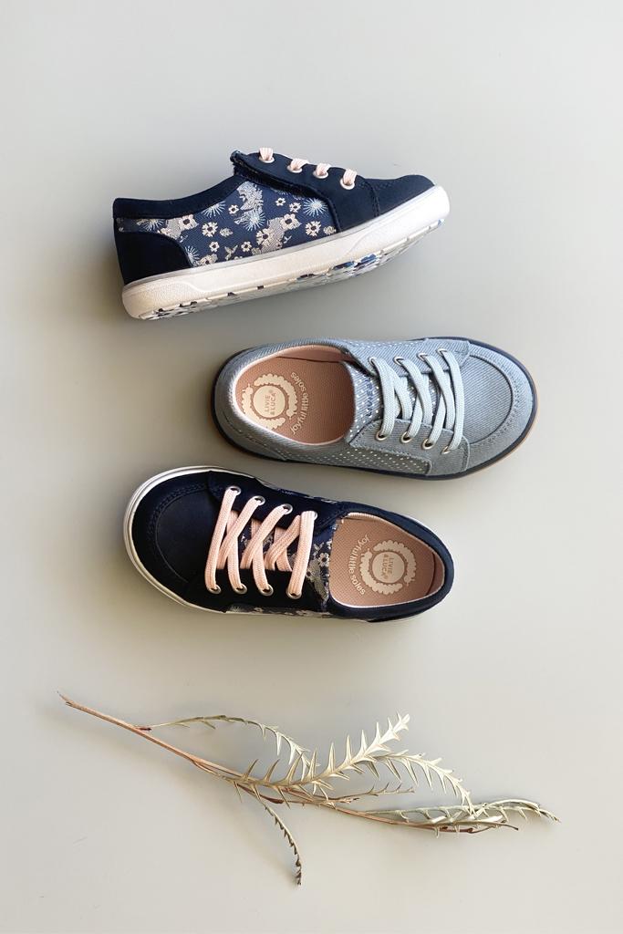 Livie & Luca Sustainable ReJoy Kids Shoes