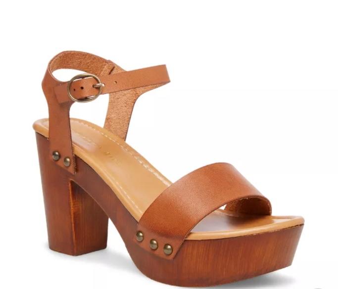 Madden Girl Women's Lifft Dress Sandal, best Target heels