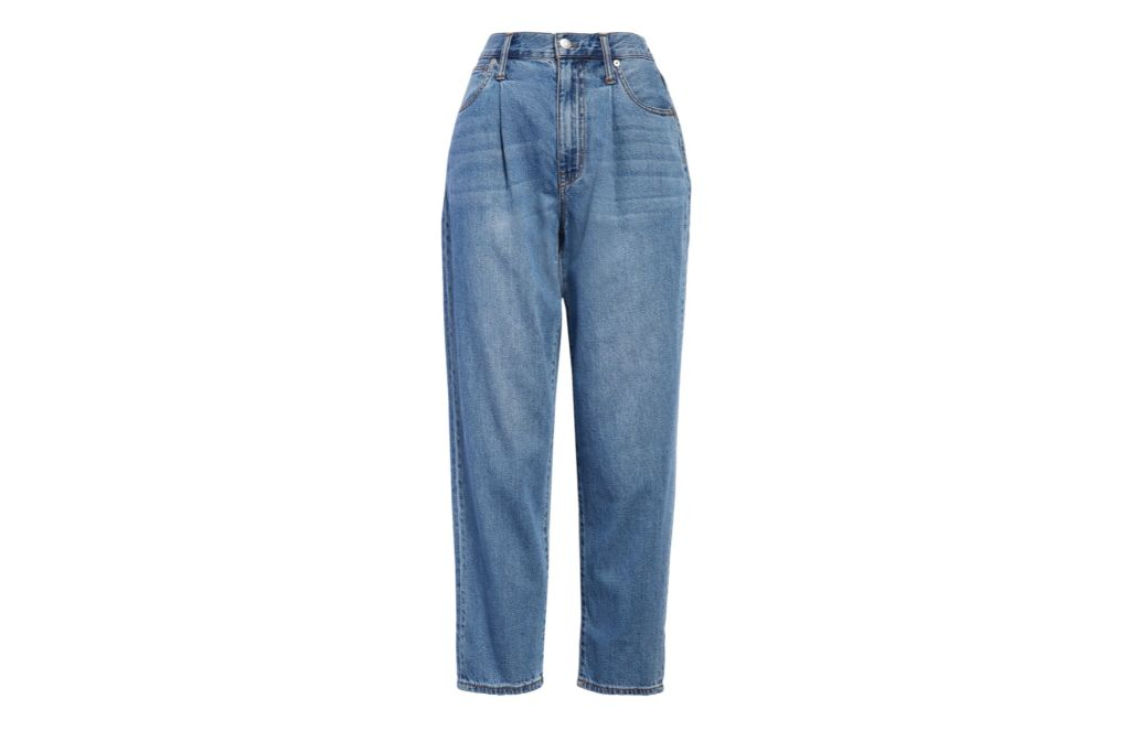 madewell, baggy jeans