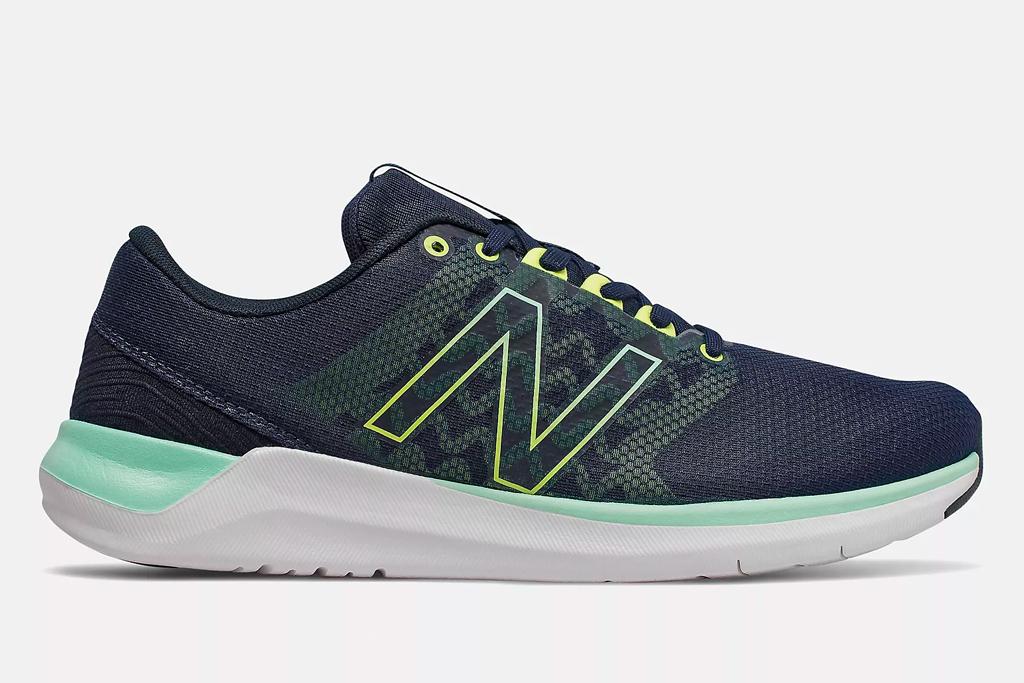 new balance, sneakers, navy
