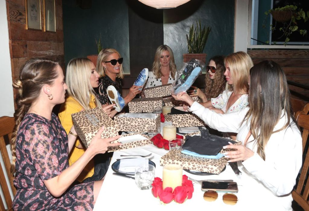nicky hilton, french sole, collection, shoes, party, summer, paris hitlon, dress, cutout dress, heels, sandals