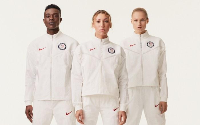 Nike Medal Stand Uniform Team USA Olympics, olympic uniforms, team usa