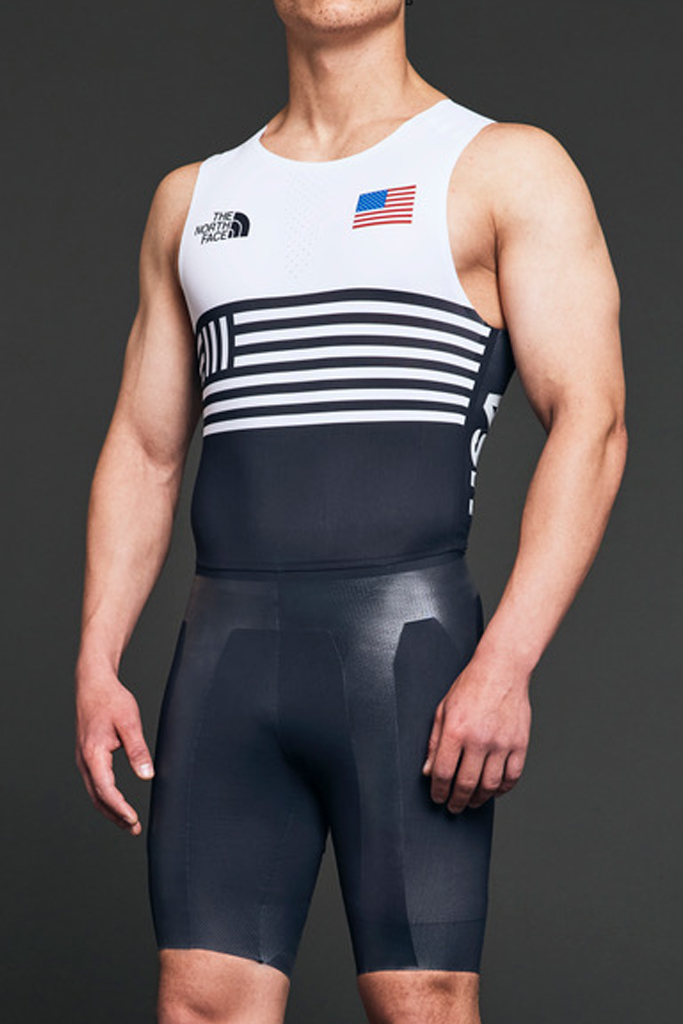 The North Face Team USA Olympic Uniform, olympic uniforms